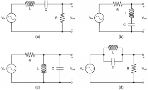 Series And Parallel Resonance Circuits Lab Manual