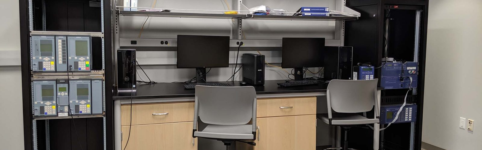 Academic Laboratories – Department of ECE